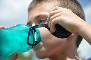 Kinder Trinkflasche BPA frei