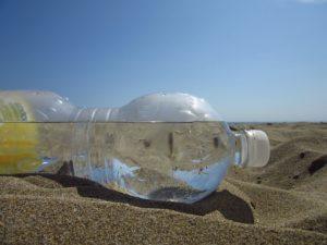 keine pba freie trinkflasche in der Sonne
