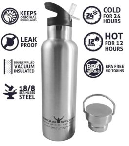 trinkflasche sport thermo